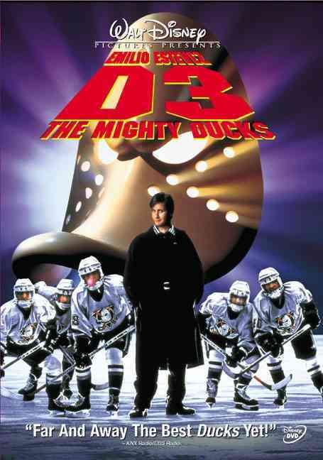 D3:MIGHTY DUCKS BY ESTEVEZ,EMILIO (DVD)
