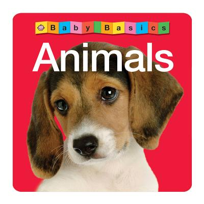 Baby Basics Animals By Priddy, Roger