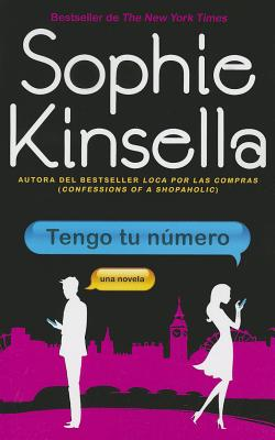 Tengo tu numero / I Have Your Number By Kinsella, Sophie